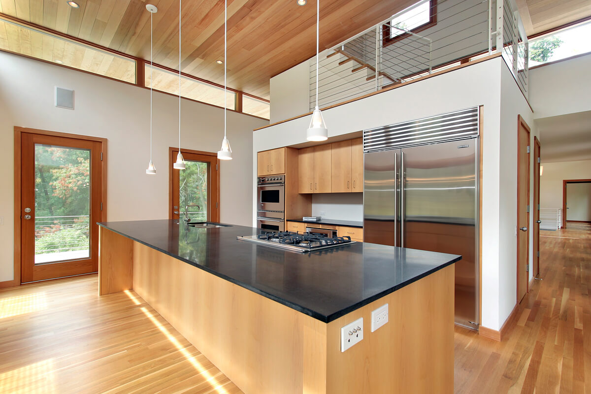 Modern kitchen design 7